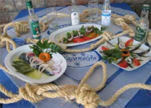 taverne en grece